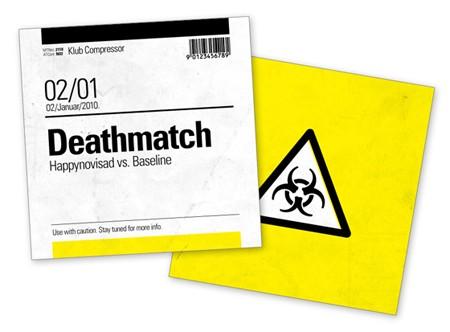 Deathmatch - Happynovisad vs. Baseline