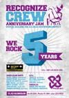 5 godina RECOGNIZE CREW!