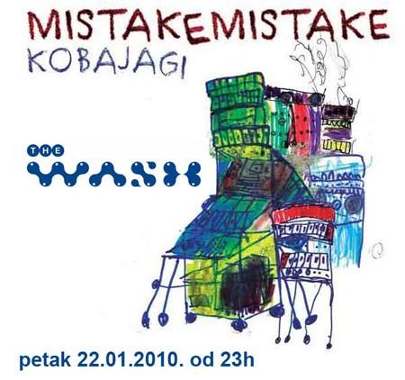 Mistakemistake @ The Wash