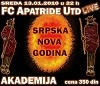 FC Apatride Utd na Akademiji