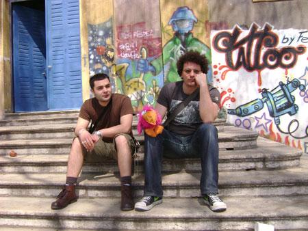 Prvi album grupe Multietnička Atrakcija u prodaji