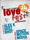 Love Fest 2010. Compressor, Novi Sad