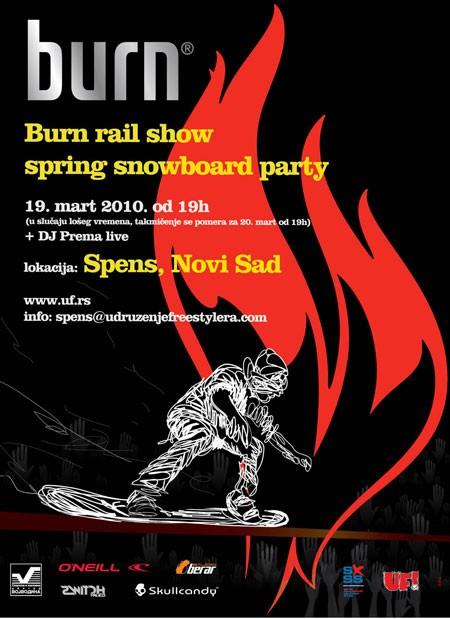 Burn Rail Show