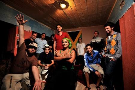 10. Trenchtown festival - Irie Maffia