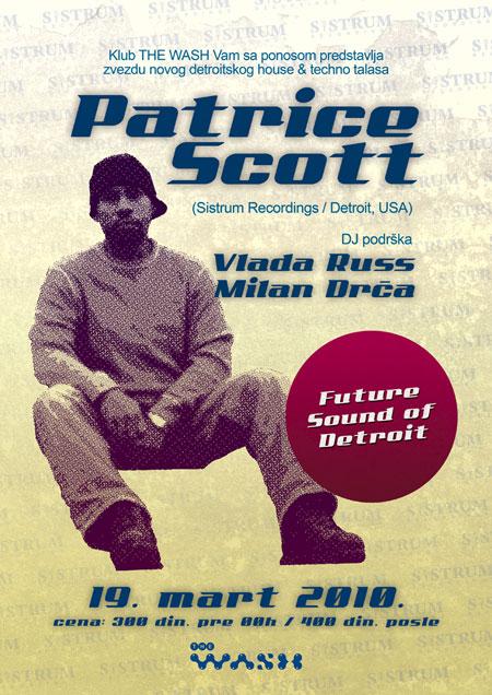 Sistrum Deepness w. Patrice Scott