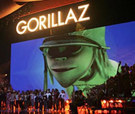Da li su plagijatori: Gorillaz