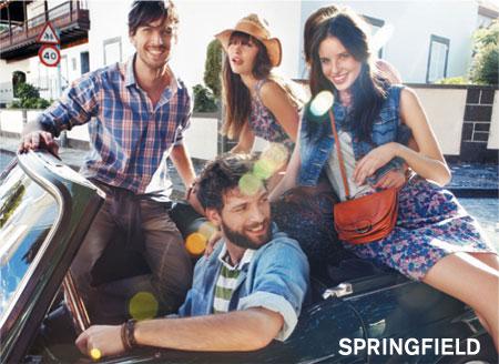 Clubbing.rs i modni bredn Springfield vam poklanjaju vaučere za novu kolekciju