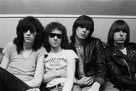 "Ramones ""End of the Century"""