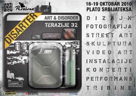 Disarter - art i disorder festival