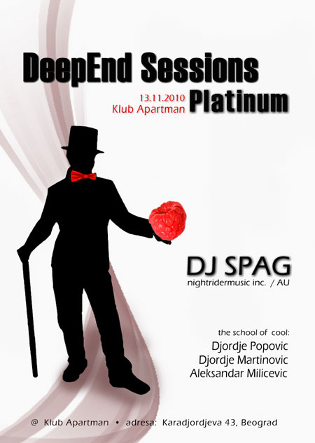 DeepEnd Sessions Platinum