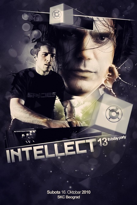 Intellect B-Day Party