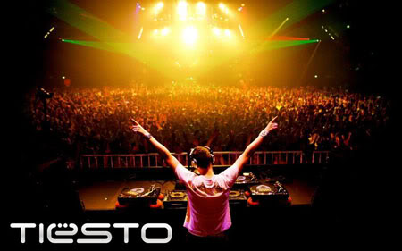 DJ Tiesto na vrhu top liste magazina Mixmag