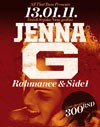 Jenna G & Rahmanee, Serbian NYE