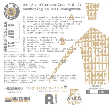 Ex Yu Electronica