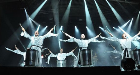Grupa Gregorian prvi  put u Srbiji