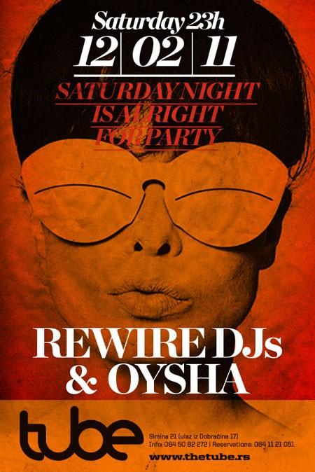 Rewire DJs & Oysha