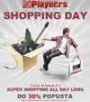 Shopping Day @ Player.rs