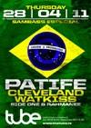 Vodimo vas na DJ Patife event