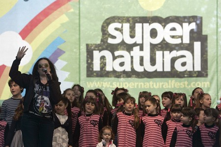 Deciji program Supernatural festivala