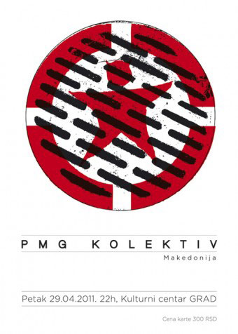Vodimo vas na nastup grupe PMG Kolektiv