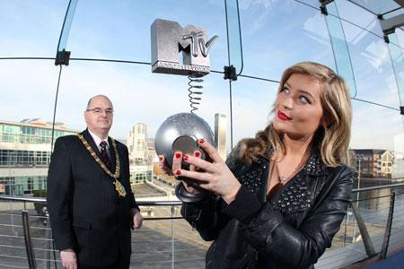 MTV EMA Belfast