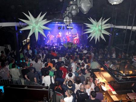 Arrested Develpoment klub Aquarius, Zagreb