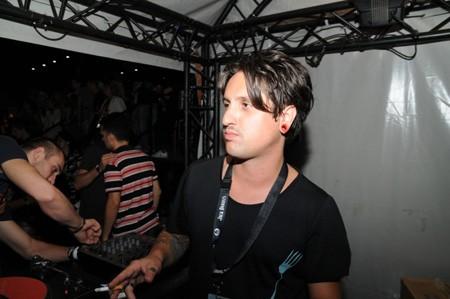 Jack Daniel's backstage, Marko Nastić