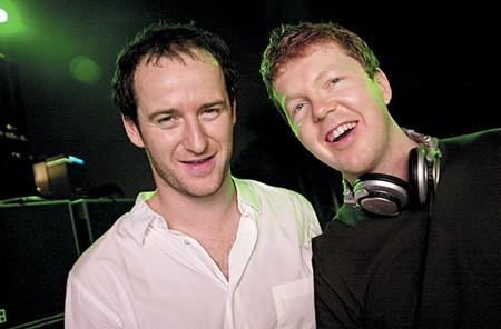 John  Digweed & Sasha