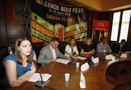 """Marky Ramone na """"Beer Festu"""" - Foto Beta"""