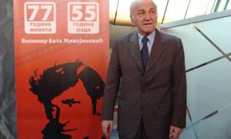 Velimir Bata Živojinović na Cinema City festivalu!
