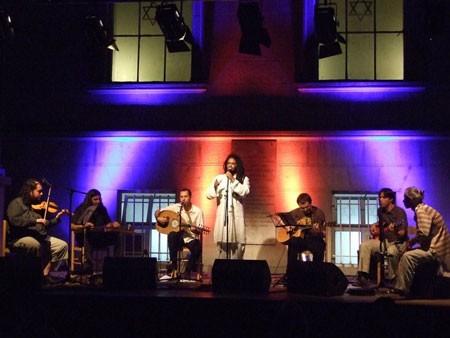Dvir Cohen Eraki nastupio u okviru četvrte večeri Ethno fusion  festa