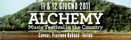 Alchemy Music Festival 2011, Italija