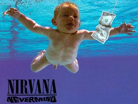 """Nirvanin """"Nevermind"""" ponovo u prodaji, 2011"""