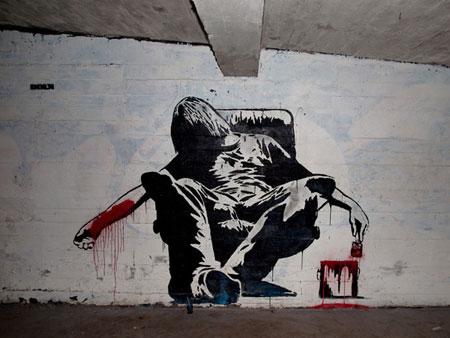 Norveški grafiti by Dolk