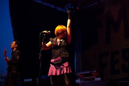 Vrooom, album Input na Exit etiketi, 2011