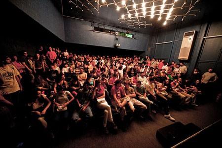 Atmosfera, Cinema City, NS, 2011