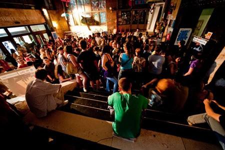 Uspešna završnica Cinema City Festa, NS, 2011