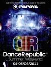 GLASANJE POČINJE - Dance Republic festival 2011