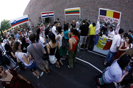 ISWiB 2011 - Sajam država