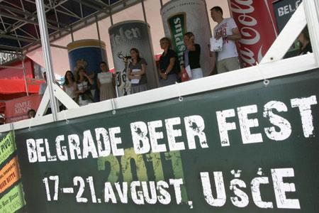 Belgrade Beer Fest, 2011