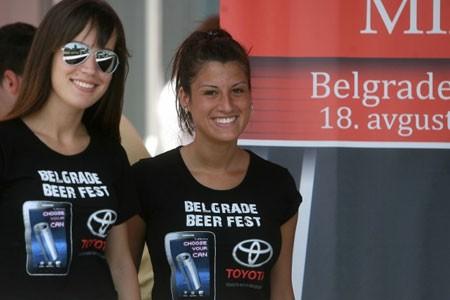 Belgrade Beer Fest, Ušće, 2011