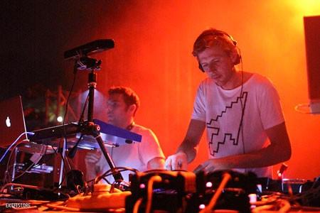 Groove Armada, Dance arena, Exit festival 2011