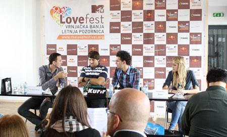The Love Festival 2011, Vrnjačka Banja
