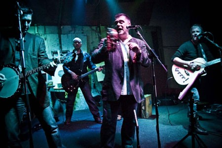 The Singing Loins, 2011, Belef, BG