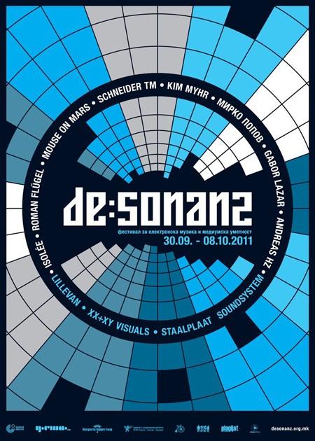 de:sonanz festival 2011