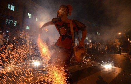 Festival uličnih svirača u Novom Sadu