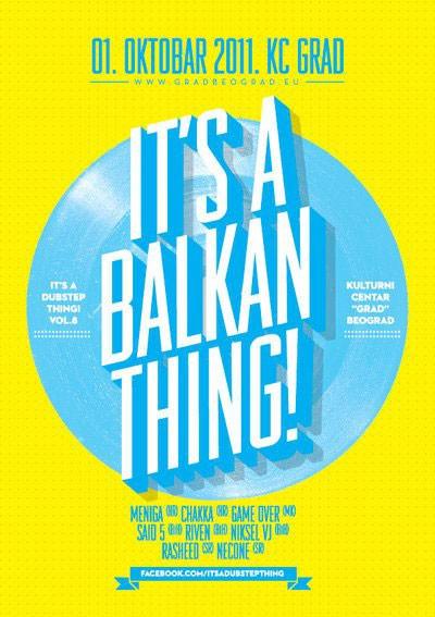 its Balkan Thing!