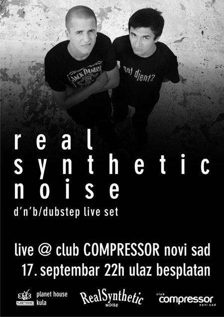 Real Synthetic Noise u Novom Sadu
