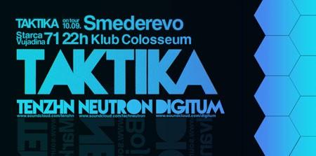 Taktika On Tour, Smederevo