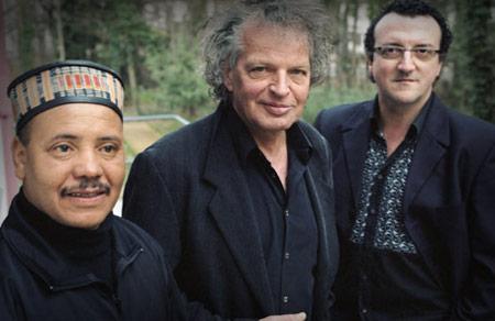 "Joachim Kühn ""Chalaba"" trio"